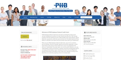 PHB Employees Federal Credit Union