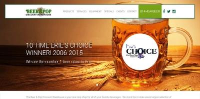 Beer & Pop Discount Warehouse