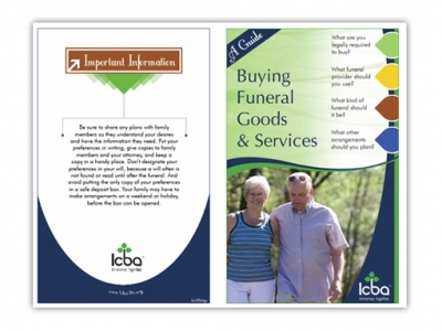 Buying Funeral Goods Booklet