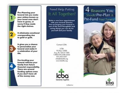 Pre-Planning Brochure