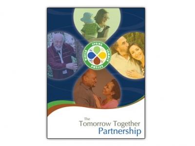 Tomorrow Together Partnership Folder